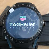 TAG Heuer Connected Titan 46mm Negru