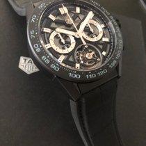 TAG Heuer Carrera neu 2020 Automatik Chronograph Uhr mit Original-Box und Original-Papieren CAR5A90.FC6415