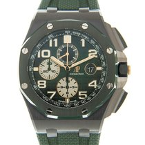 Audemars Piguet Royal Oak Offshore Chronograph Céramique 44mm Vert