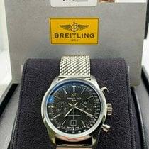 Breitling Transocean 38 Acero 38mm