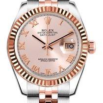 Rolex Lady-Datejust nuevo 2020 Automático Reloj con estuche y documentos originales 179171