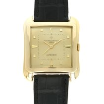 Vacheron Constantin Yellow gold 35mm Automatic 4737 pre-owned United States of America, California, Beverly Hills