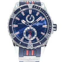 Ulysse Nardin Diver Chronometer 263-10-3R/93 2010 gebraucht