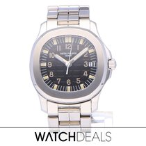 Patek Philippe 5066A-001 Steel Aquanaut pre-owned