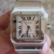 Cartier Santos Galbée new 2015 Automatic Watch with original box and original papers w20098d6
