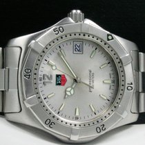 TAG Heuer 2000 Steel 34mm Silver Arabic numerals India, Mumbai