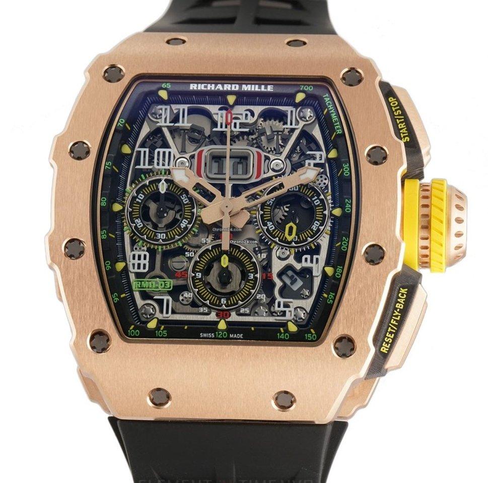 Richard Mille RM 011 RM11-03 RG 2019 new