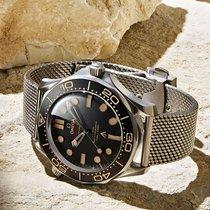 Omega Seamaster Diver 300 M Titan 42mm Schwarz Keine Ziffern Schweiz, Lausanne
