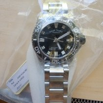 Armand Nicolet Steel 41mm Automatic A481AGN-NR-MA2481AA new United States of America, Pennsylvania, Pittsburgh