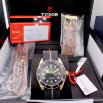 Tudor Black Bay Bronze Bronze 43mm Bleu Arabes