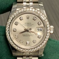 Rolex Lady-Datejust 179384-SILVER 2020 new