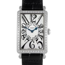 Franck Muller Long Island Steel 25mm Silver Arabic numerals United States of America, New York, Greenvale