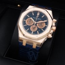 Audemars Piguet 26331OR.OO.D315CR.01 Or rose 2020 Royal Oak Chronograph 41mm nouveau