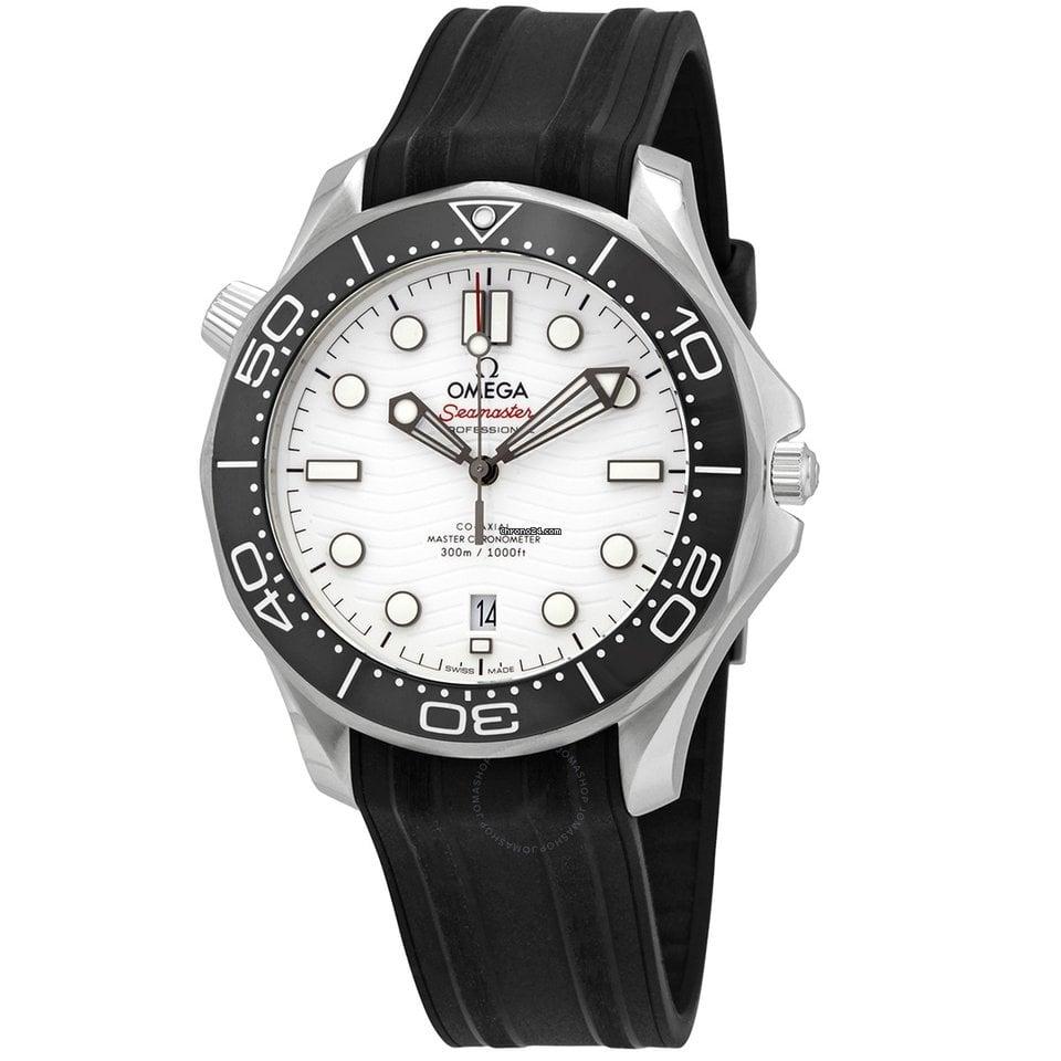 Omega Seamaster Diver 300 M 210.32.42.20.04.001 2021 new