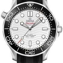 Omega Seamaster Diver 300 M Steel 42mm White No numerals United States of America, Florida, Hollywood