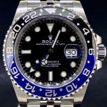 Rolex 126710BLNR Staal 2020 GMT-Master II 40mm nieuw