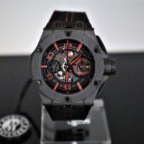 Hublot Big Bang Ferrari nuevo 2020 Automático Cronógrafo Reloj con estuche y documentos originales 402.QU.0113.WR