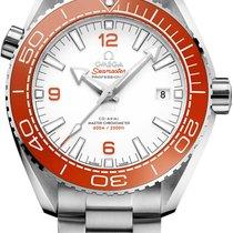 Omega Seamaster Planet Ocean nuevo 2020 Automático Reloj con estuche y documentos originales 215.30.44.21.04.001