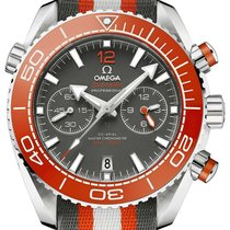 Omega Seamaster Planet Ocean Chronograph new 2020 Automatic Watch with original box and original papers 215.32.46.51.99.001