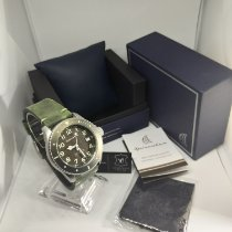 Spinnaker Steel 42mm Automatic pre-owned