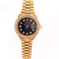 Rolex Lady-Datejust Yellow gold 26mm Blue United States of America, Florida, Aventura