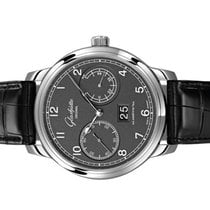 Glashütte Original Senator Observer Steel 44mm Grey Arabic numerals United States of America, Florida, Aventura