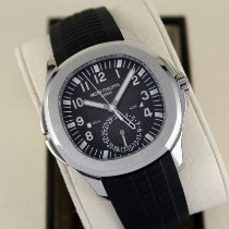 Patek Philippe pre-owned Automatic 40.8mm Black Sapphire crystal 10 ATM