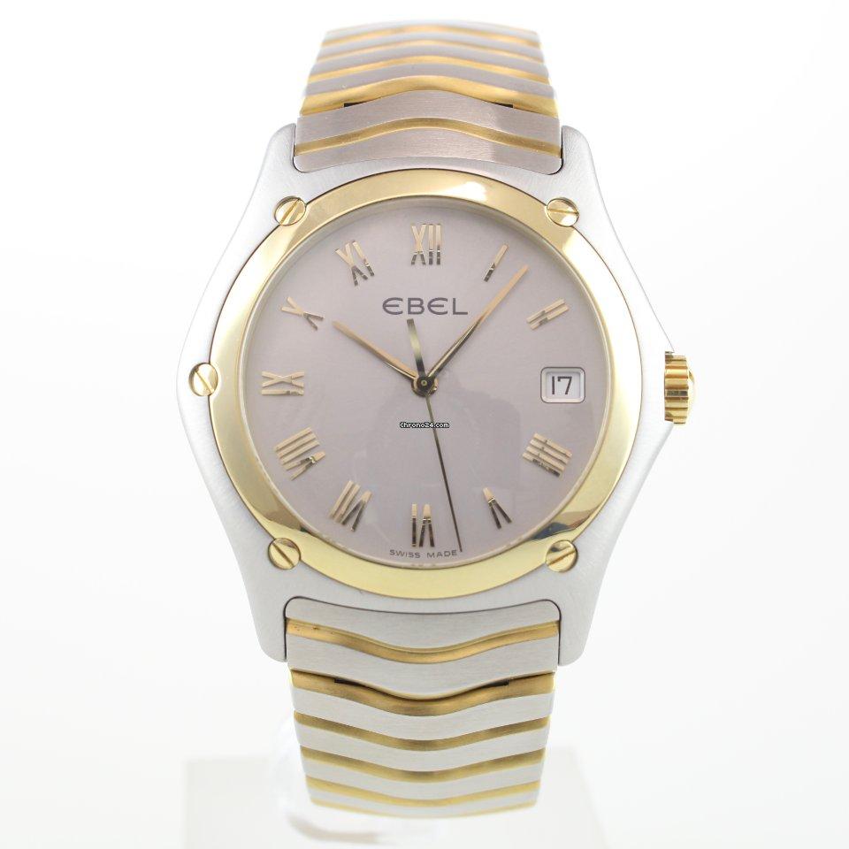 Ebel Classic E1187F41 2005 подержанные