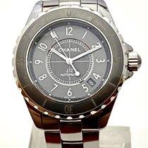 Chanel J12 Ceramic 38mm Grey Arabic numerals United States of America, California, Cerritos