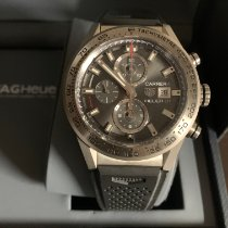 TAG Heuer CAR208Z.FT6046 Titanium Carrera Calibre HEUER 01 43mm new United States of America, Wisconsin, Glendale