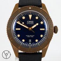 Oris Carl Brashear 42mm Blue