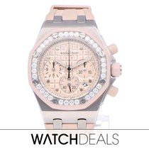 Audemars Piguet Royal Oak Offshore Lady Acier Champagne