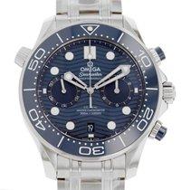 Omega 210.30.44.51.03.001 Acier Seamaster Diver 300 M 44mm nouveau