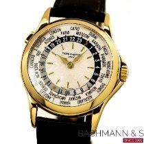 Patek Philippe 5110J-001 Oro amarillo 2003 World Time 37mm usados