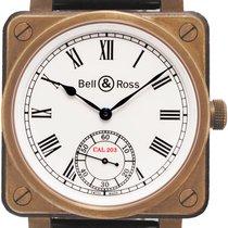 Bell & Ross BR 01 46mm Blanco España, Madrid