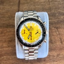 Omega Speedmaster Reduced Acier 39mm Jaune France, LE BOUSCAT