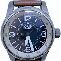 Oris Big Crown Timer Steel 44mm Black Arabic numerals United States of America, Florida, Naples