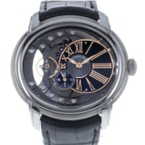 Audemars Piguet Millenary 4101 pre-owned 47mm Leather