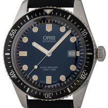Oris Divers Sixty Five 01-733-7720-4055 pre-owned
