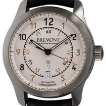 Bremont Steel 43mm Automatic BC-S2/WH pre-owned United States of America, Texas, Austin