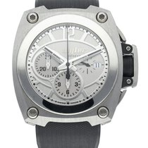 Wyler Titanium 43mm Automatic S04.C1C.04.00.SI001.RBA07.41 pre-owned United States of America, New York, New York