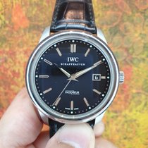 IWC Ingenieur Automatic Steel Black