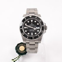 Rolex Submariner Date новые 2017 Автоподзавод Часы с оригинальными документами и коробкой 116610LN