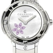 Charriol Celtic Steel 34mm Mother of pearl No numerals United States of America, Florida, Coral Gables