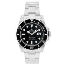 Rolex 116610 Steel Submariner Date 40mm pre-owned