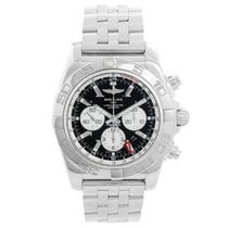 Breitling Chronomat GMT Steel 47mm Black United States of America, Texas, Dallas
