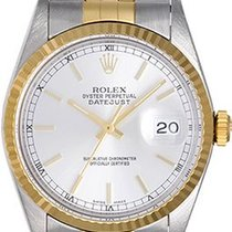 Rolex 16013 Or/Acier Datejust 36mm occasion
