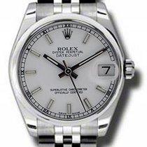 Rolex Lady-Datejust 31mm White No numerals United States of America, Texas, Dallas