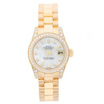 Rolex Lady-Datejust Yellow gold 26mm Mother of pearl United States of America, Texas, Dallas