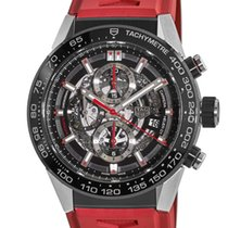 TAG Heuer Carrera Calibre HEUER 01 new Automatic Chronograph Watch with original box CAR2A1Z.FT6050